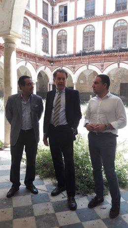 San Agustín Biblioteca Miguel Briones Lafuente Bendodo