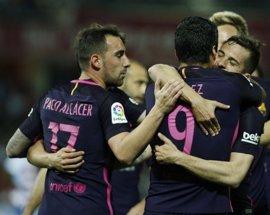 El Barça, en la final tras superar a tres 'cocos' como Athletic, Real Sociedad y Atlético