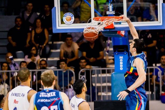 MoraBanc Andorra se agiganta para volver a Madrid