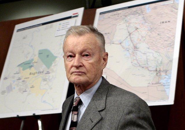 Zbigniew Brzezinski, asesor de Seguridad Nacional de Jimmy Carter