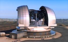 Bachelet inaugura la construcción del mayor telescopio del mundo en Chile