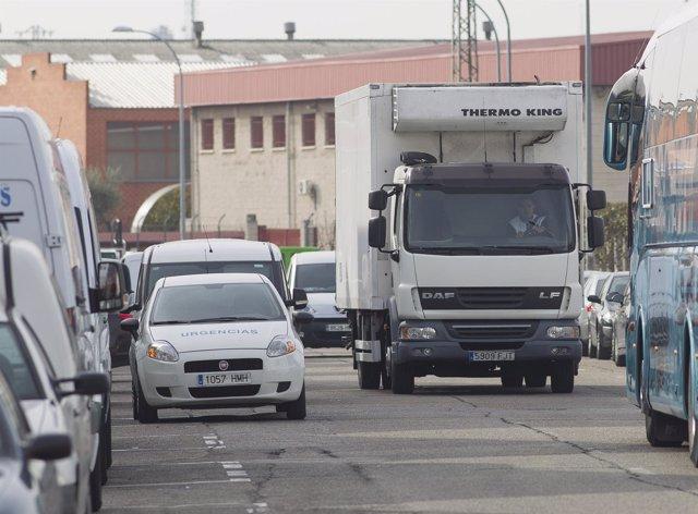 Transporte, transportes, transportistas, transportista, camioneros, camión
