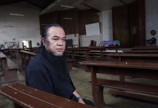 Teresito Soganub, Párroco En Marawi, Filipinas, Secuestrado Por Maute
