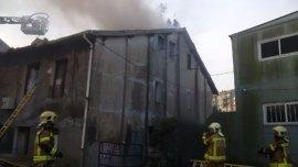 Cuatro muertos, entre ellos un bebé, y nueve heridos, dos de ellos muy graves, en un incendio en Bilbao