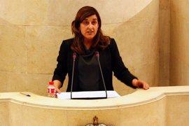 """Buruaga (PP) se queja de que """"Cantabria no tiene rumbo"""" y critica al Gobierno PRC-PSOE"""