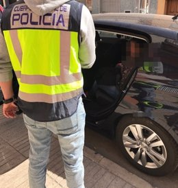 Nota De Prensa Y Fotografía: La Policía Nacional Libera A Cuatro Jóvenes Que Hab