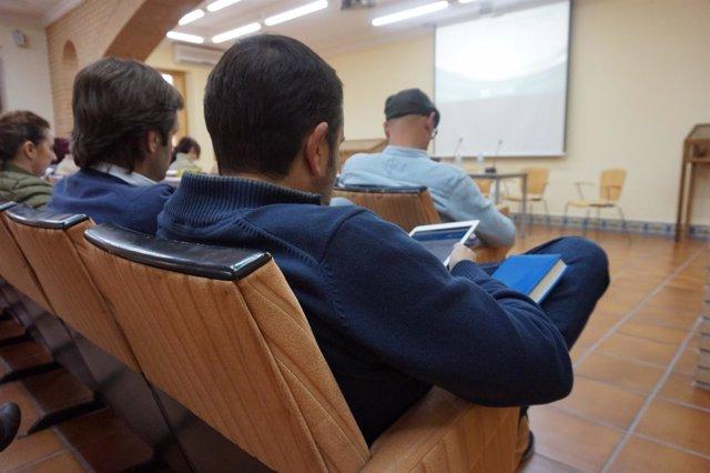 Participantes en el Plan Agrupado de Formación de la Diputación de Huelva