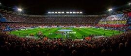 Más de 2.500 efectivos vigilarán la final de la Copa del Rey en el  Vicente Calderón