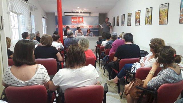 Elección delegados socialistas de Ibiza para el 39 Congreso Federal del PSOE