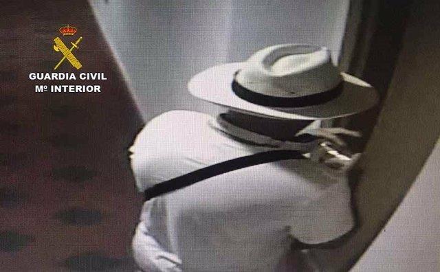 Detenido por robar en habitaciones de hotel en Santa Ponça