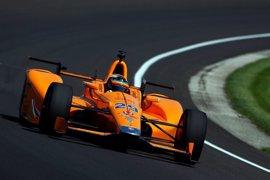 Alonso quiere recuperar la sonrisa en las 500 Millas de Indianápolis