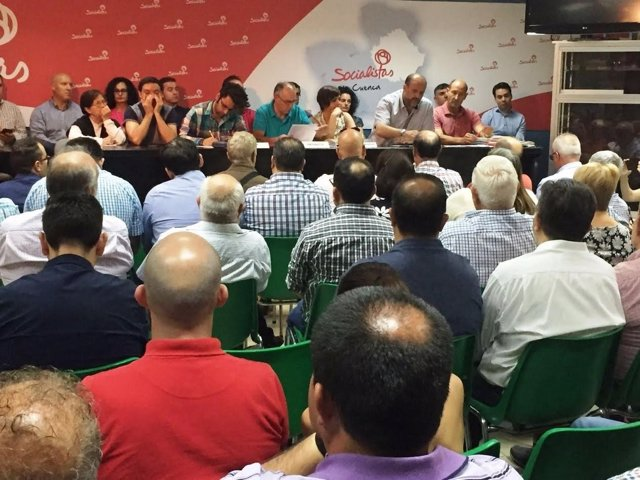 Congresillo PSOE Cuenca