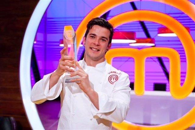El chef se alzó con el galardón en la tercera edición del concurso