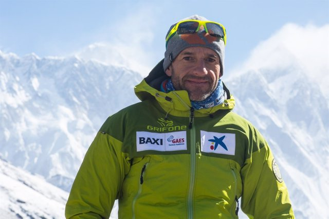 Ferran Latorre Everest