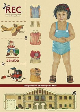Jaraba dedica una exposición permanente al juguete recortable