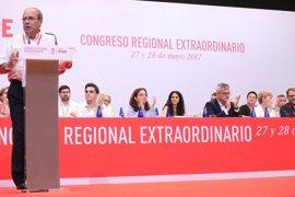 El PSOE-M toma como referencia el documento de Sánchez para el Congreso Federal