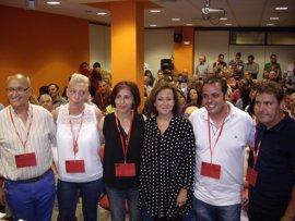 El PSOE Teruel elige por consenso a sus seis delegados para el Congreso federal