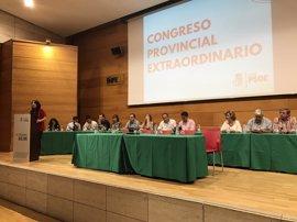 El congreso del PSOE de Jaén elige por asentimiento a los 34 delegados de la única lista presentada al cónclave federal