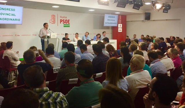 PSOE de Huelva celebra su congreso provincial.