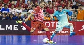 ElPozo Murcia se adelanta en semifinales ante el FC Barcelona Lassa