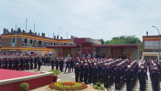 Día Fuerzas Armadas Guadalajara