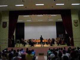 La Real Orquesta Sinfónica ofrece un concierto de carácter social en el centro penitenciario Sevilla II