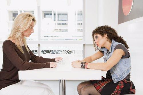 La rebeldía del adolescente puede ser un grave problema.