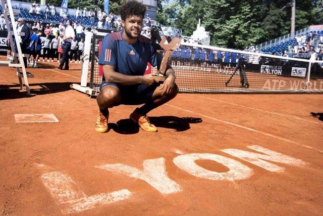 Jo-Wilfried Tsonga Lyon