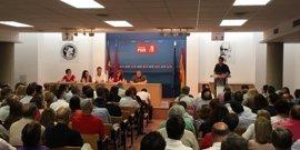 González Ramos, único líder que se decantó claramente por Sánchez, encabeza la lista de PSOE Albacete