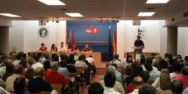 Congresillo PSOE Albacete