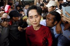 Piden que investigue al Ejército Birmano por una paliza a varios hombres