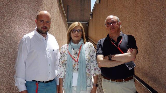 Segovia.- Peñas, De Frutos y Reguera.