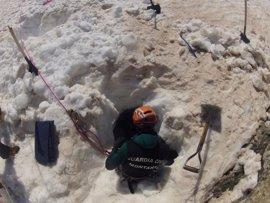 Muere un montañero tras caer sobre el cauce de un río, en Benasque (Huesca)