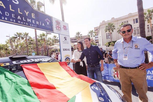 El Rallye Costa de Almería celebra su 43 edición