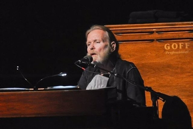 El músico estadounidense Gregg Allman