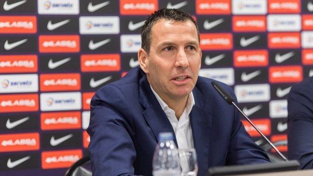 Nacho Rodríguez, manager de gestión del Barça Lassa