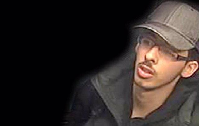 Foto de Salman Abedi, terrorista suicida que atentó contra el Manchester Arena.