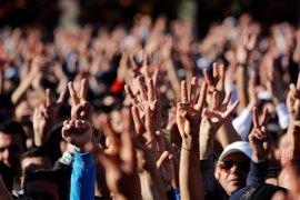 La Policía de Marruecos detiene a una veintena de personas tras los disturbios en Alhucemas