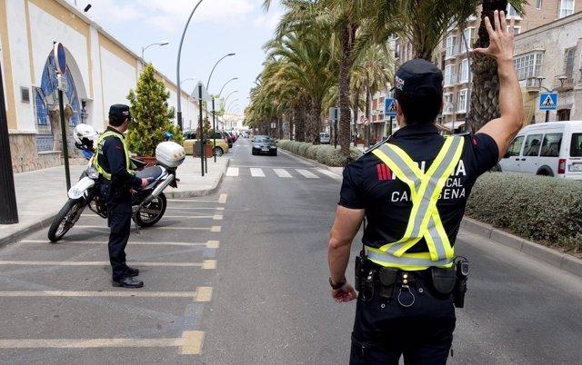 Policía Local y DGT ponen en marcha una campaña especial de tráfico