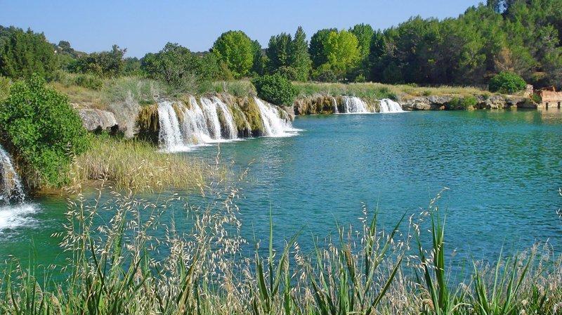 Las diez piscinas naturales m s impresionantes de espa a for Piscinas naturales rio malo