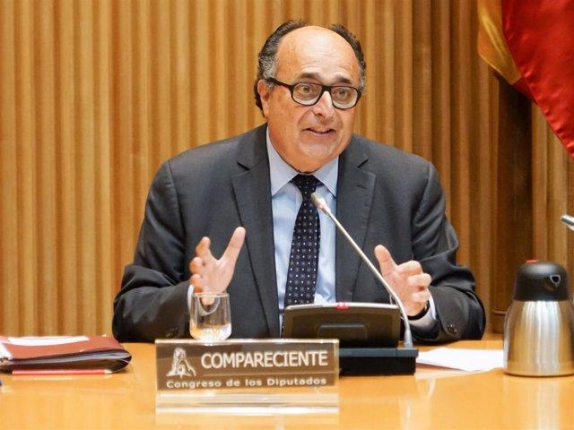 Jaume Amat Reyero, síndico mayor de la Sindicatura de Cuentas
