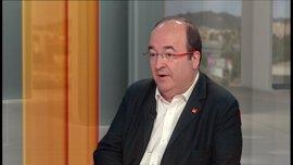 Iceta pide celeridad para constituir una España federal