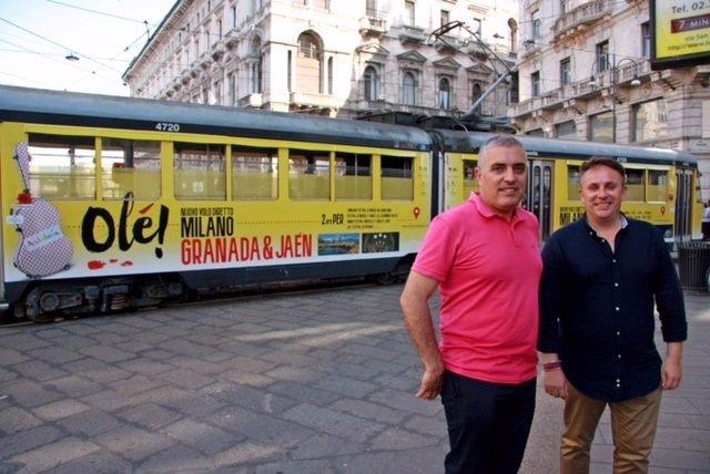 Nota Promo Milán Tranvías
