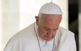 El Papa lamenta los atentados de Mánchester y Egipto