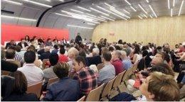 Congreso extraordinario de la Federación Socialista Asturiana.