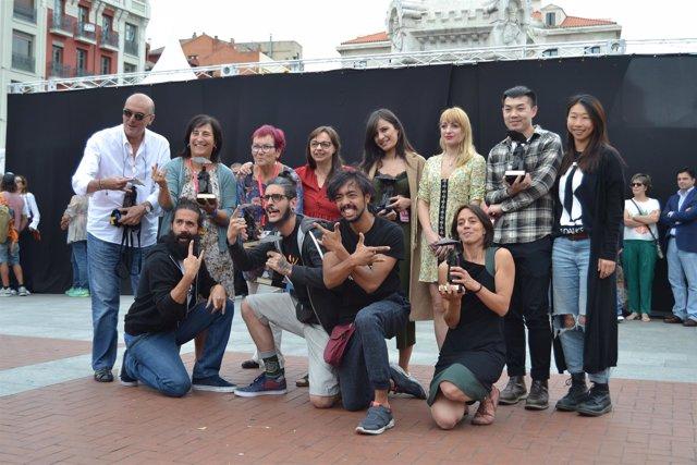 Valladolid. Premiados en la XVIII edición del TAC