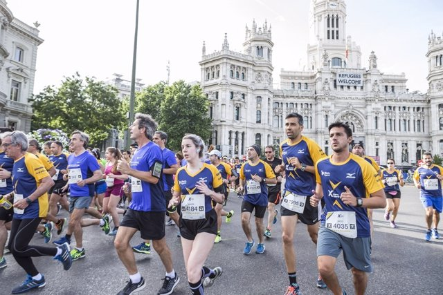 Carrera Liberty Seguros Madrid