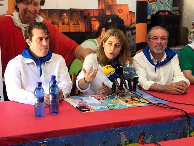 David Bonvehí, Marta Pascal y Joan Reñé (PDeCAT)