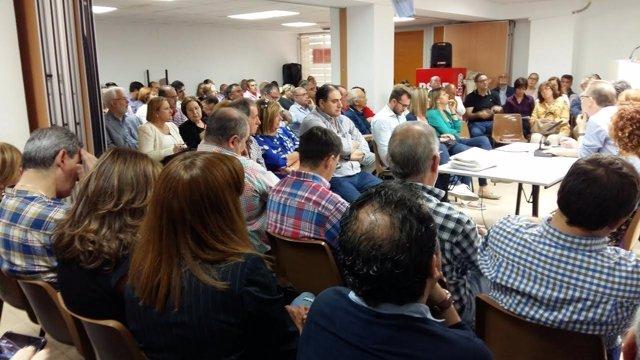 Salamanca.- Congreso provincial del PSOE de Salamanca