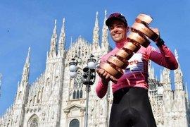 Dumoulin gana su primer Giro de Italia tras superar a Quintana en la crono final
